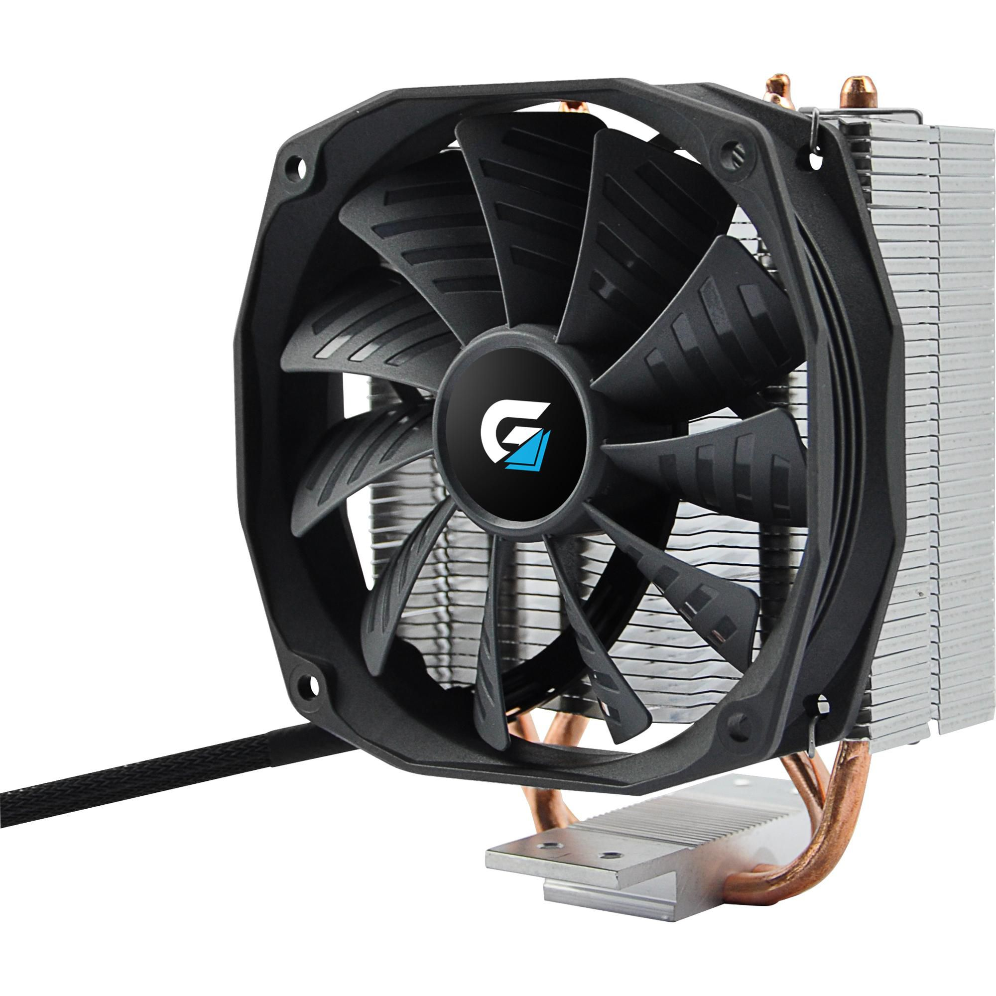 Cooler para CPU AIR2 100mm 64529 - Fortrek