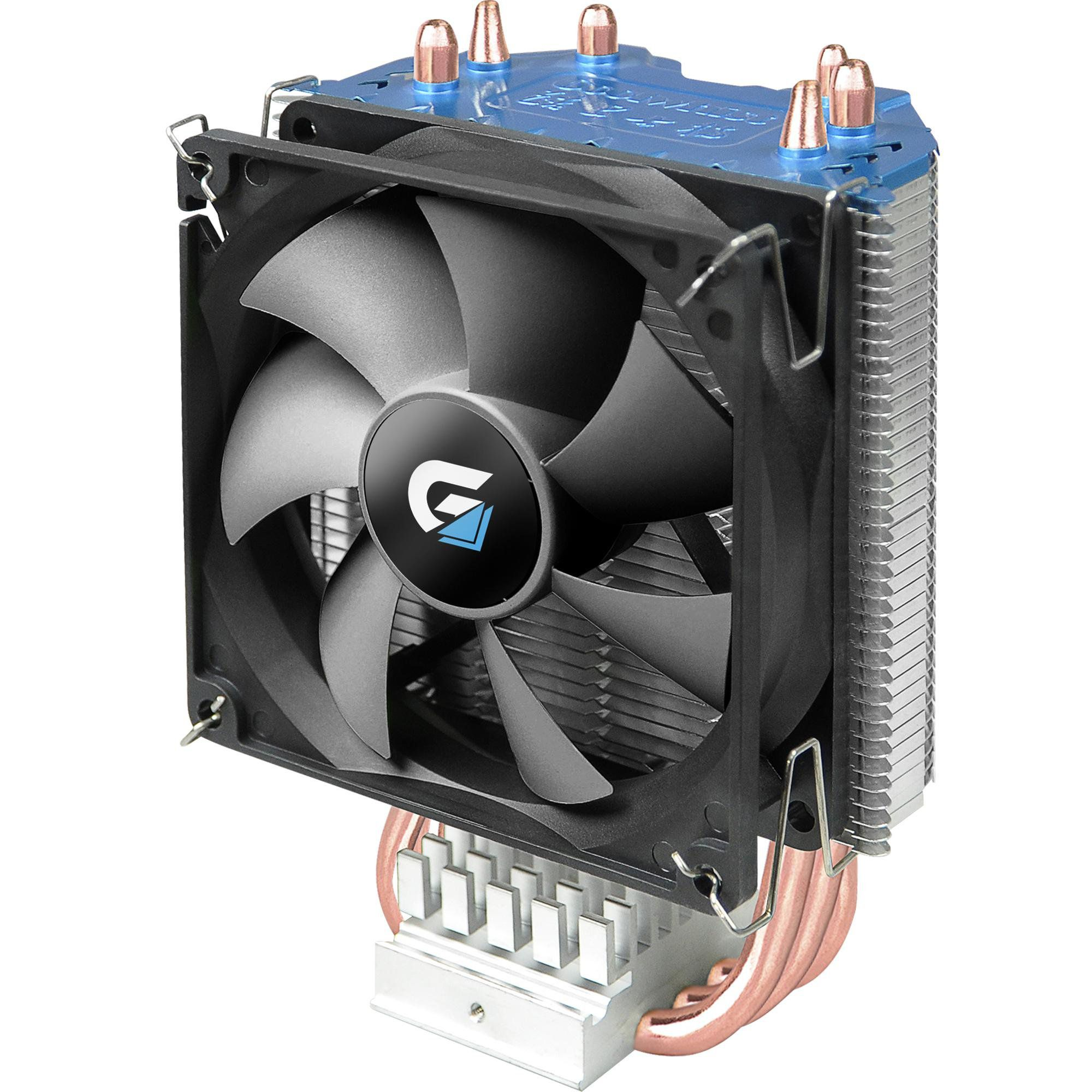 Cooler Para CPU Gamer AIR4 Preto 64530 Fortrek