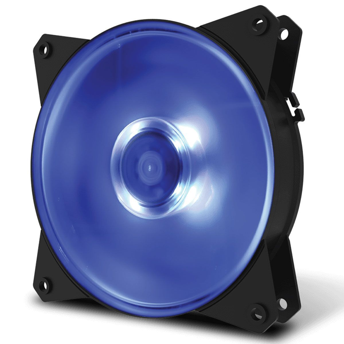 Cooler para gabinete Masterfan 120mm MF120L Led Azul R4-C1DS-12FB-R1 - Coolermaster