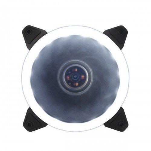 Cooler para Gabinete Ring 120mm Branco BFR-05W - Bluecase