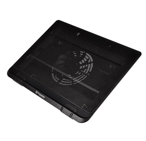 Cooler para Notebook TT Massive A23 120mm CL-N013-PL12BL-A - Thermaltake