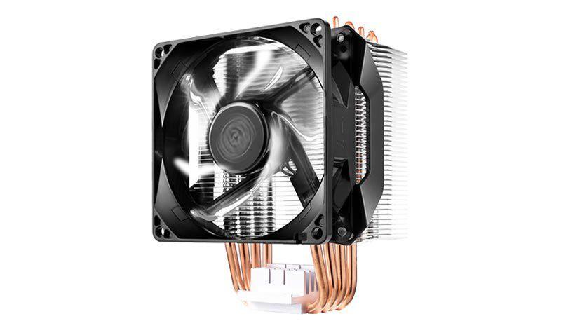 Cooler para Processador Hyper H411R com LED Branco RR-H411-20PW-R1 - Coolermaster