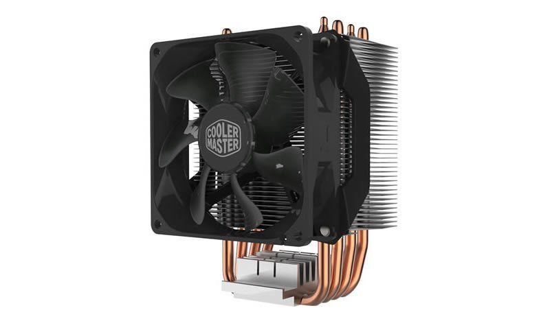 Cooler para Processador Hyper H412R Sem LED RR-H412-20PK-R2 - Coolermaster
