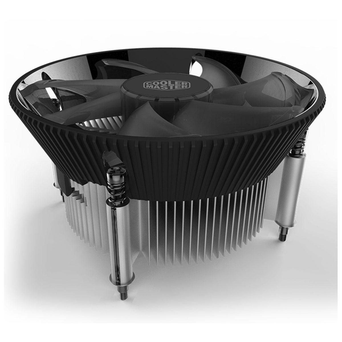 Cooler para Processador Intel Até 95W I70 Socket (1156/1155/1151/1150) RR-I70-20FK-R1 - Coolermaster
