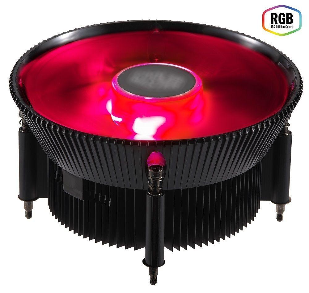 Cooler para Processador Intel I71C RGB C/Controlador RR-I71C-20PC-R1 - Coolermaster
