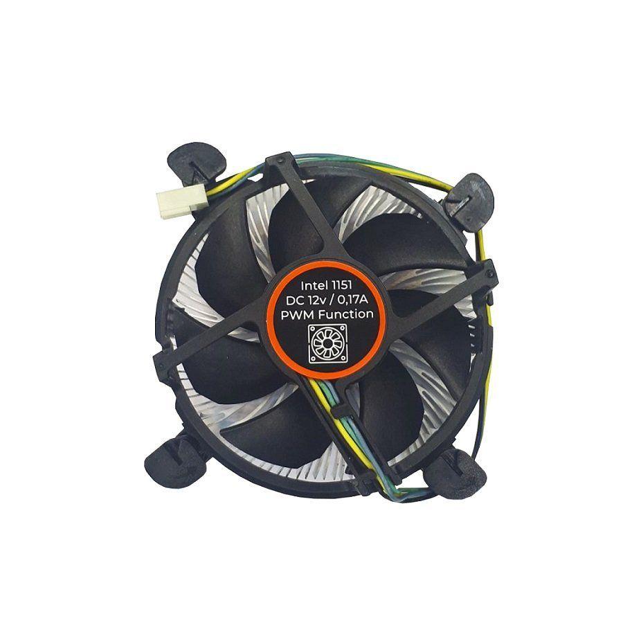 Cooler para Processador Intel LGA 1151 30072 - Compusonic