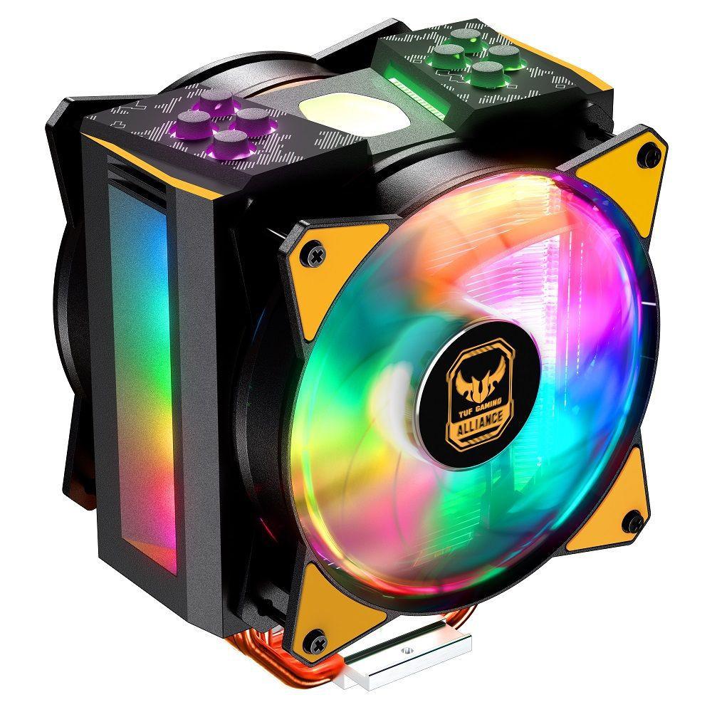 Cooler para Processador Master Air MA410M TUF Gaming Edition MAM-T4PN-AFNPC-R1 - Coolermaster