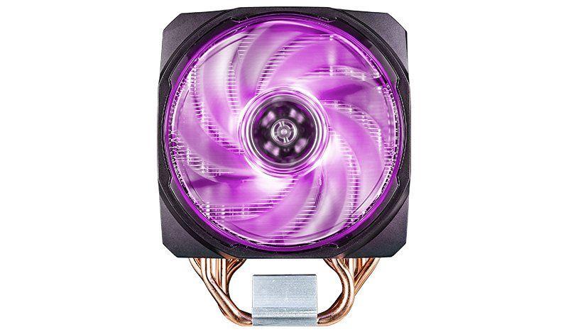 Cooler para Processador Master Air MA610P com Dual Fan LED RGB MAP-T6PN-218PC-R1 - Cooler Master