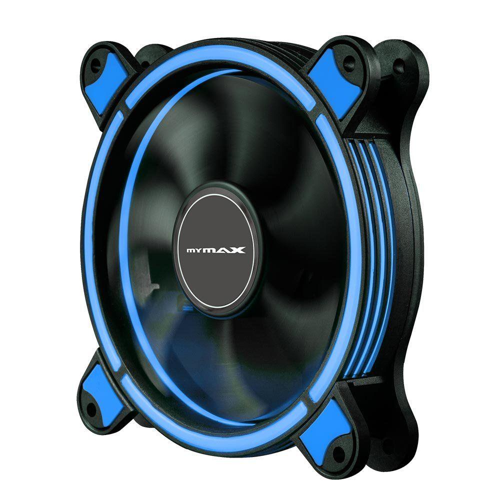 Cooler Spectrum 120MM Led Azul MYC/FC-SP12025/BL - Mymax