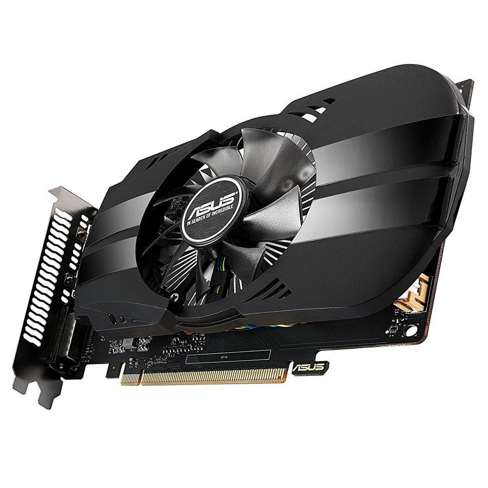 Placa de Vídeo GeForce GTX 1050 Ti 4GB DDR5 PH-GTX1050TI-4G - Asus