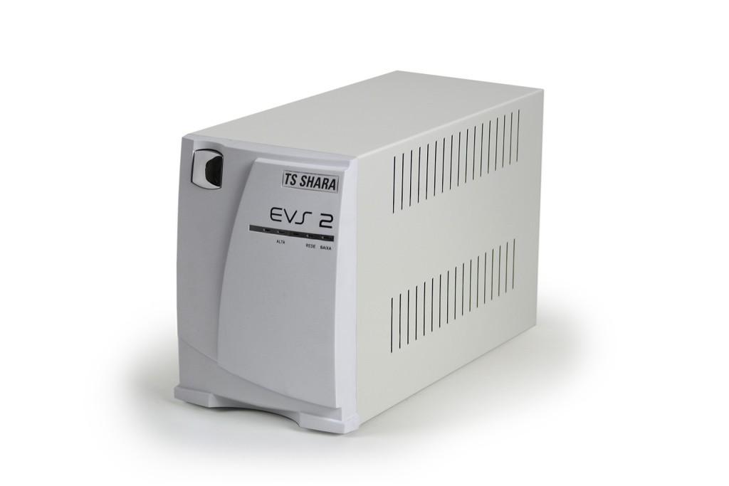 Estabilizador EVS II 2000VA FL-RG Gelo 249 Bivolt - Tsshara