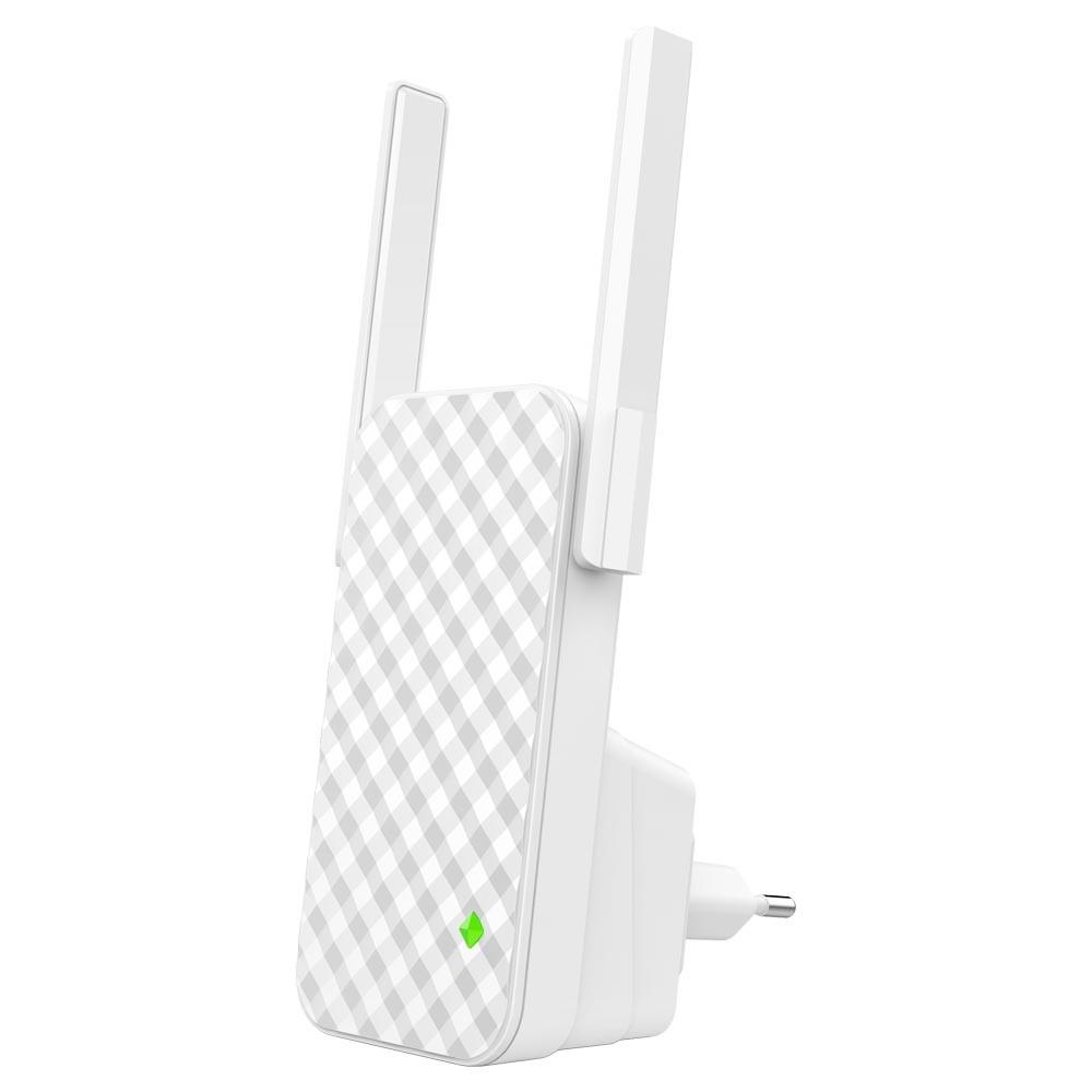Extensor de Sinal Wifi 300Mbps com 2 antenas externas 802.11 A9 - Tenda