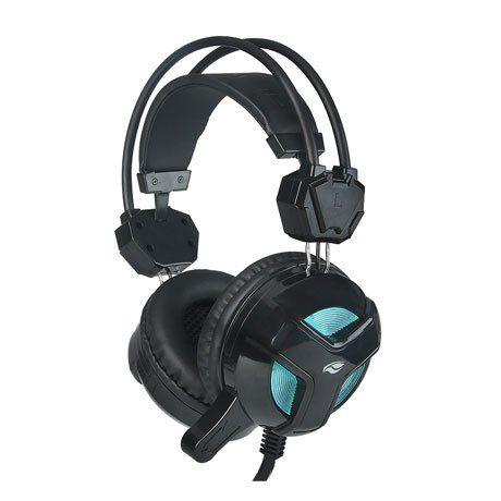Fone com Microfone Gamer Blackbird PH-G110BK - C3Tech