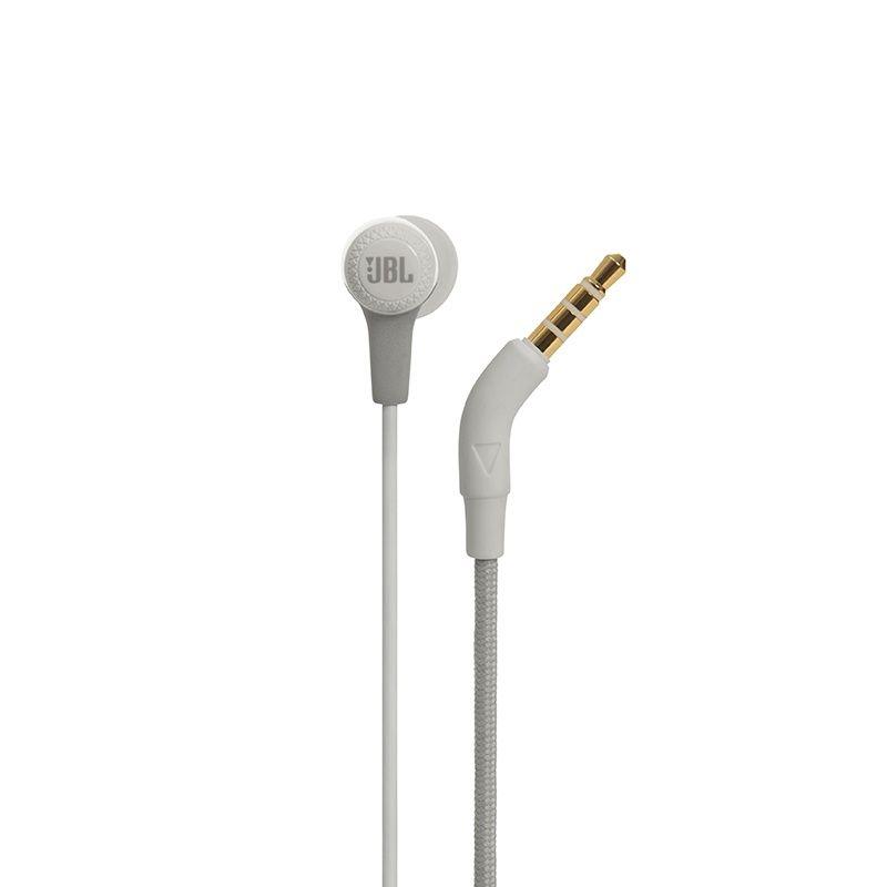 Fone de Ouvido Auricular com Microfone E15 Branco JBLE15WHT - JBL