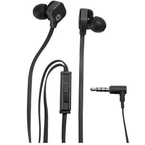 Fone de Ouvido Auricular com Microfone e controle H2310 Preto - HP