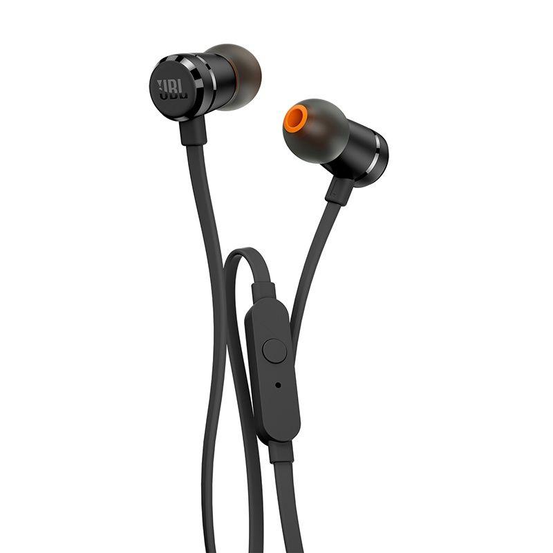 Fone de Ouvido Auricular com Microfone T290 Preto JBLT290BLK - JBL