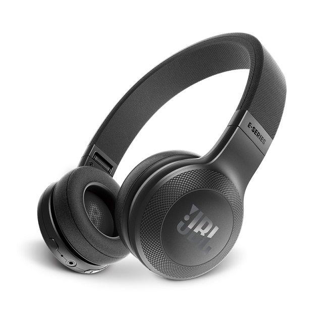 Fone de Ouvido Bluetooth E45BT Preto JBLE45BTBLK - JBL
