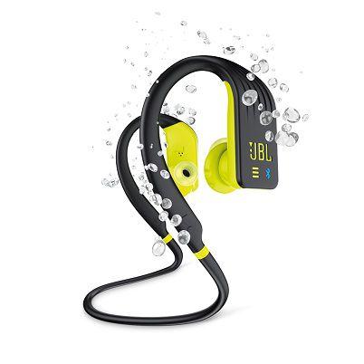 Fone de Ouvido Bluetooth Endurance Dive à Prova da Água (MP3 Player Integrado) Preto/Amarelo JBLENDURDIVEBNL - JBL