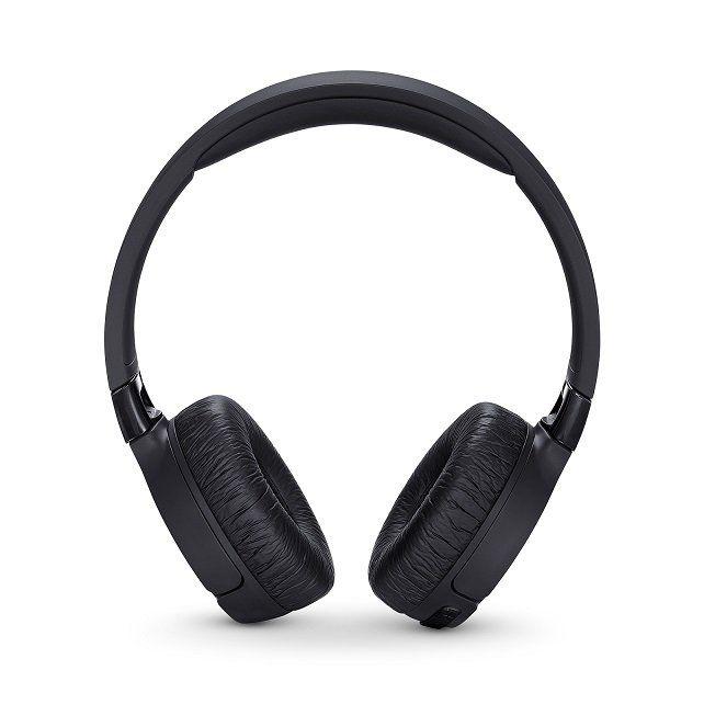 Fone de Ouvido Bluetooth Tune 600BTNC com Cancelamento de Ruído Preto JBLT600BTNCBLK - JBL