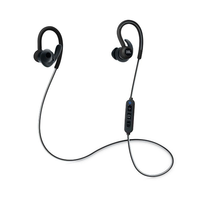 Fone de Ouvido com Microfone Bluetooth Reflect Contour JBLREFCONTOURBLK - JBL