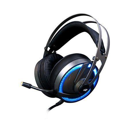 Fone de Ouvido com Microfone Gamer Goshawk LED RGB PH-G300SI - C3 Tech