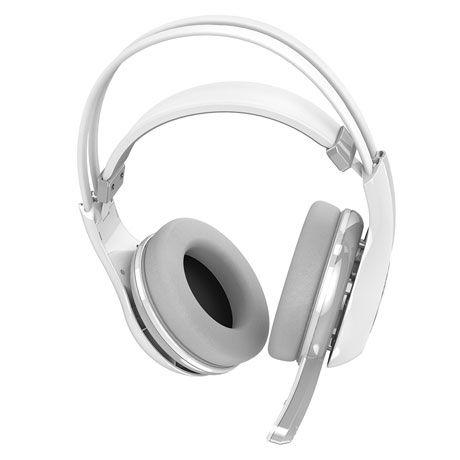 Fone de Ouvido com Microfone Gamer Heron USB 7.1 PH-G701WH - C3 Tech