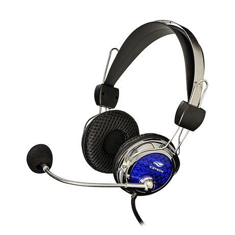 Fone de Ouvido com Microfone Pterodax MI-2322RC - C3 Tech