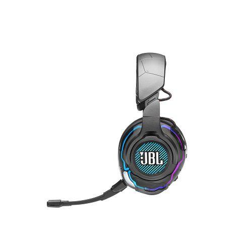 Fone de Ouvido com Microfone QUANTUM ONE RGB JBLQUANTUMONEBLK - JBL