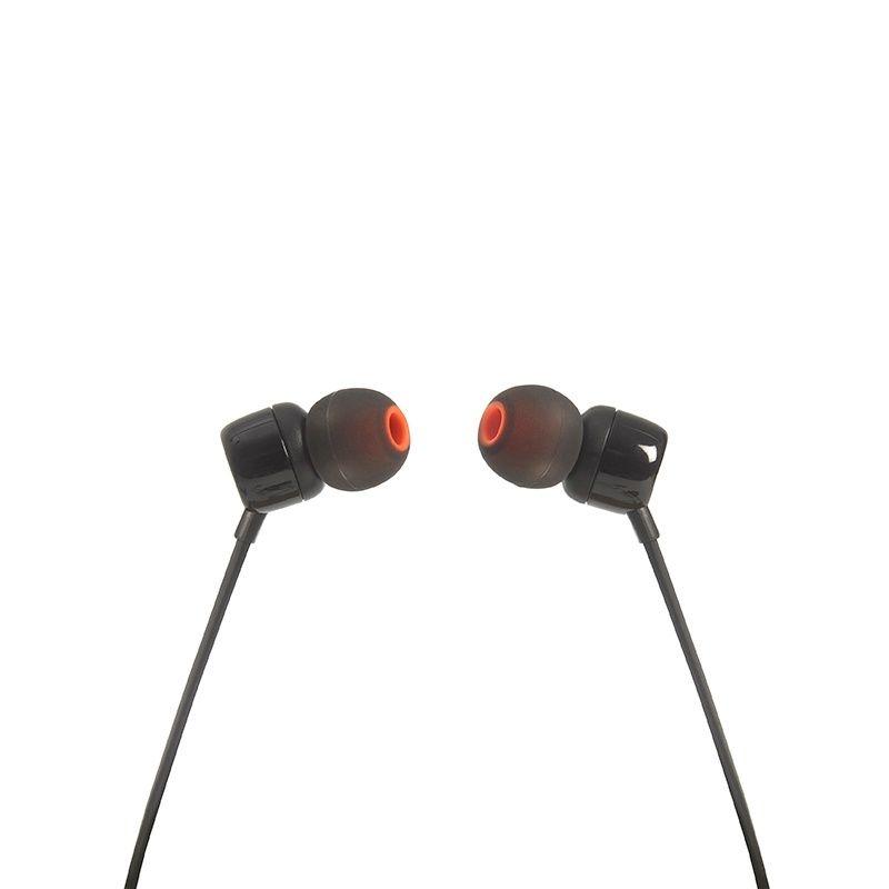 Fone de Ouvido com Microfone T110 Preto JBLT110BLK - JBL
