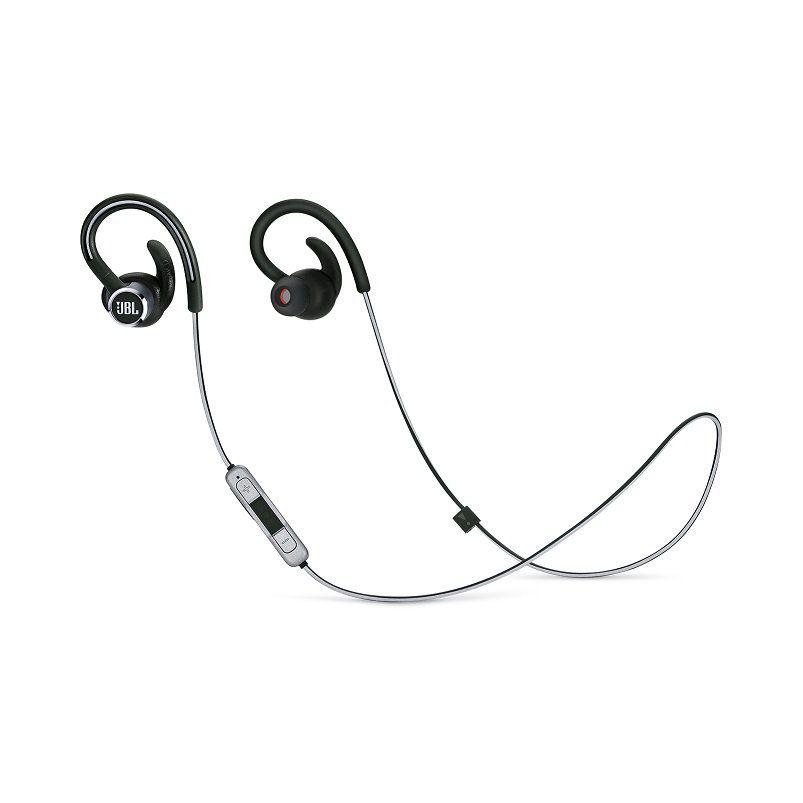 Fone de Ouvido Esportivo Bluetooth Reflect Contour 2 Preto JBLREFCONT2BLKBR - JBL