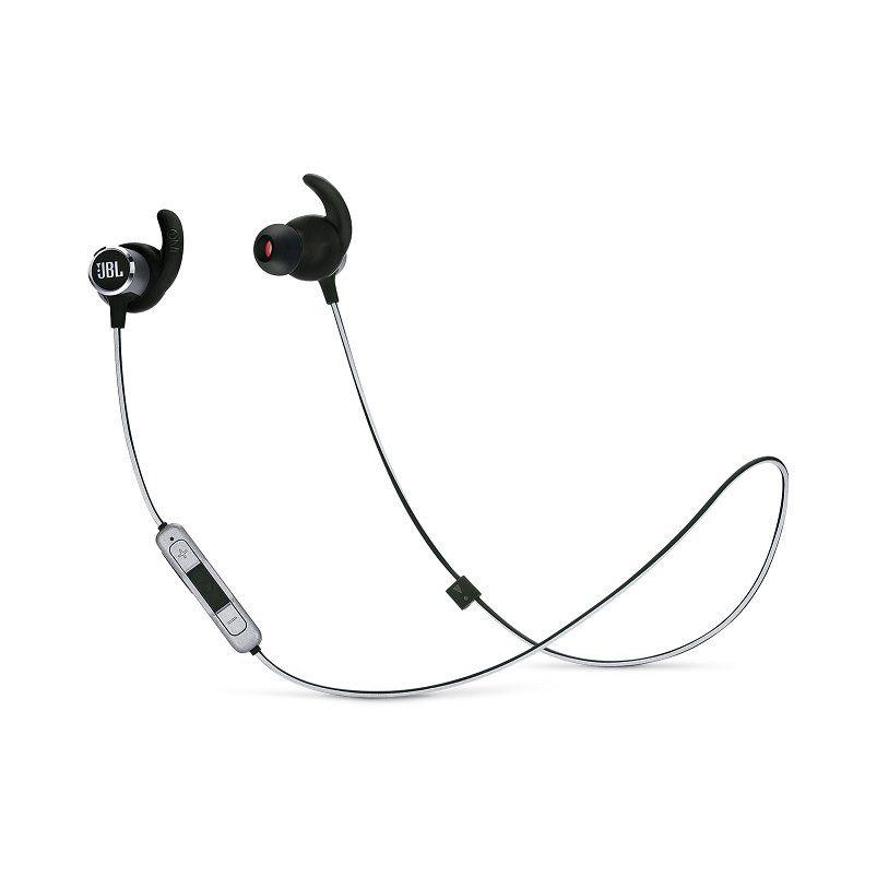 Fone de Ouvido Esportivo Bluetooth Reflect Mini 2 Preto JBLREFMINI2BLKBR - JBL