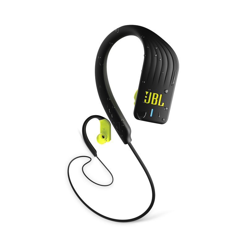Fone Esportivo Bluetooth Endurance Sprint Preto/Amarelo JBLENDURSPRINTBNL - JBL