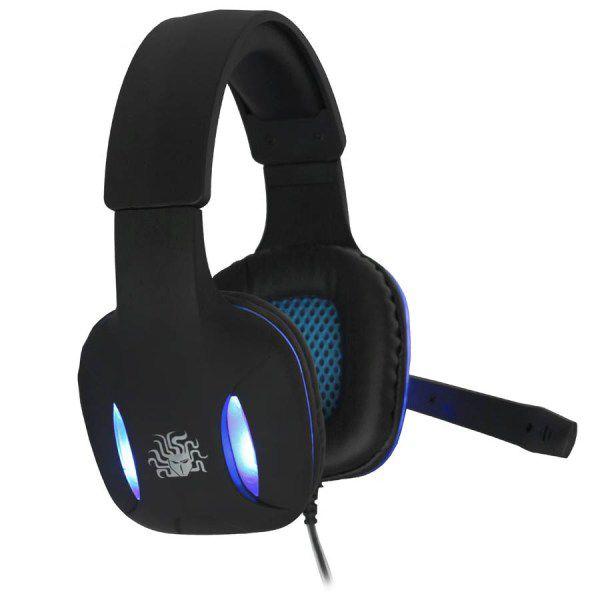 Fone Gamer NM-2190 com LED Azul 015-0054 - Nemesis