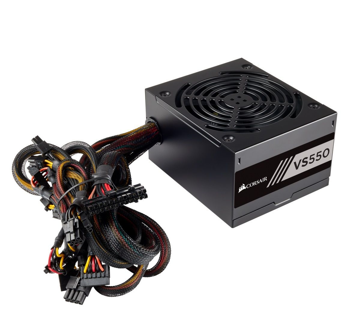 Fonte ATX 550W VS550 80 Plus White CP-9020171-WW - Corsair