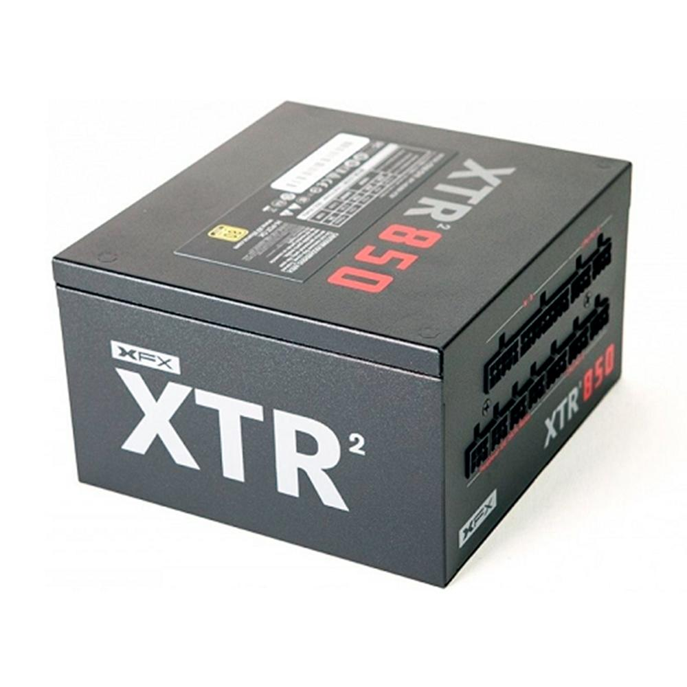 Fonte ATX 850W Full Modular 80 Plus Gold (PFC Ativo) P1-0850-XTR2 - XFX