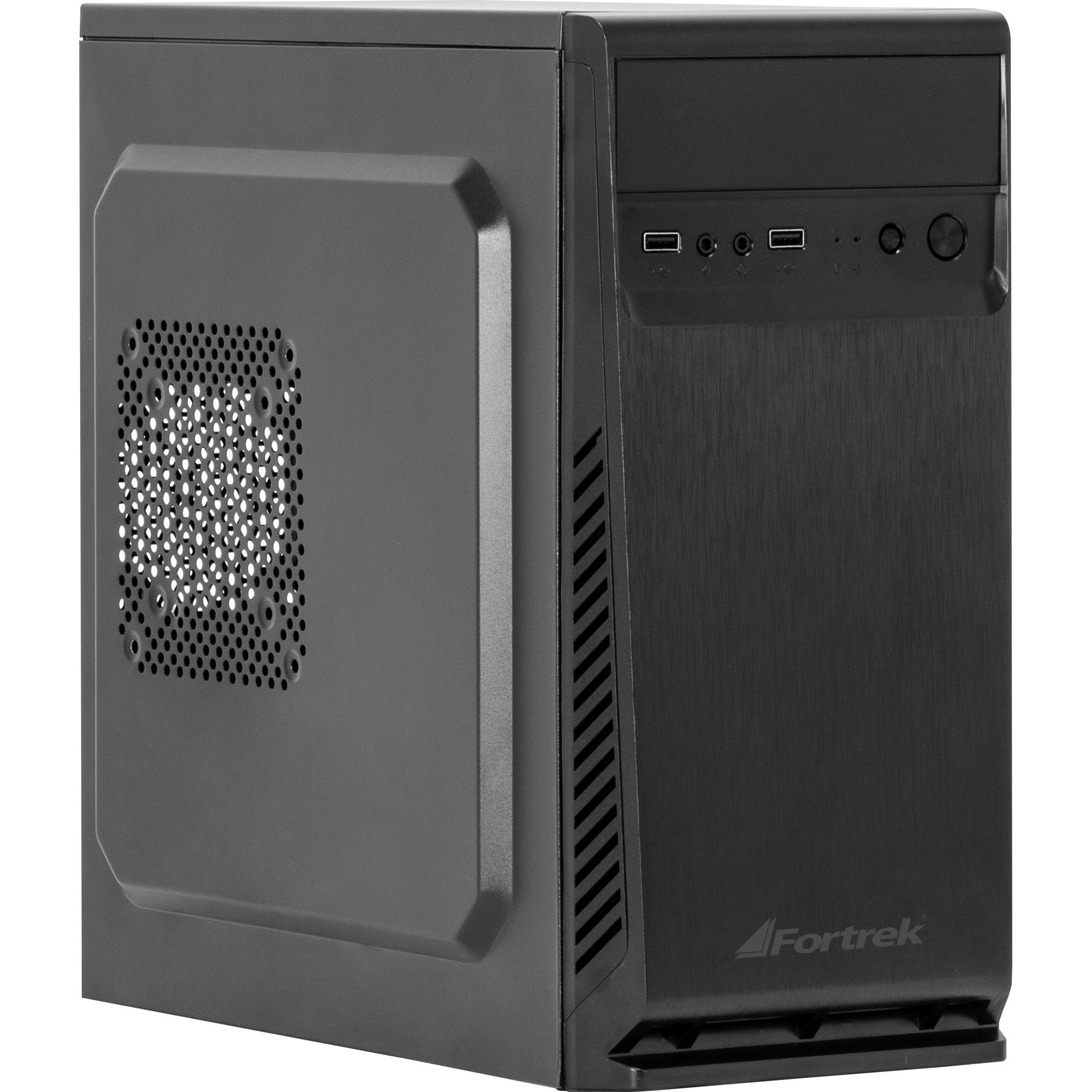 Gabinete ATX SC501BK Preto (sem fonte) 67244 - FORTREK