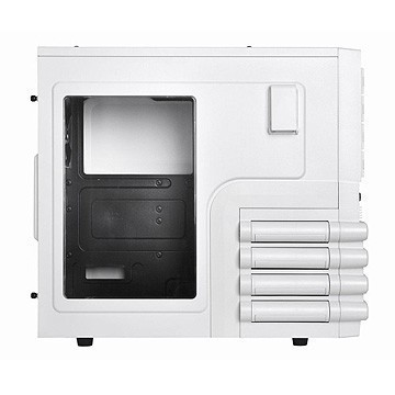 Gabinete ATX TT Level 10 GTS Snow Edition VO30006W2N - Thermaltake