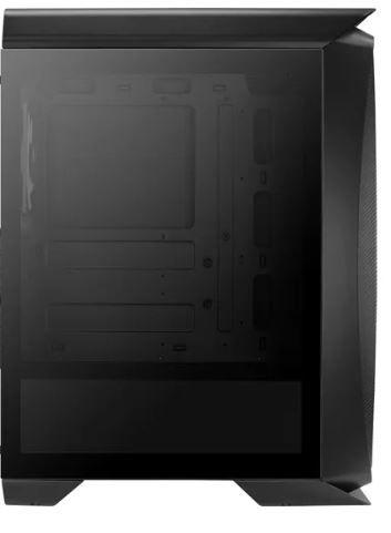 Gabinete Gamer Mid Tower RGB Aero One Frost Preto 70167 - AEROCOOL