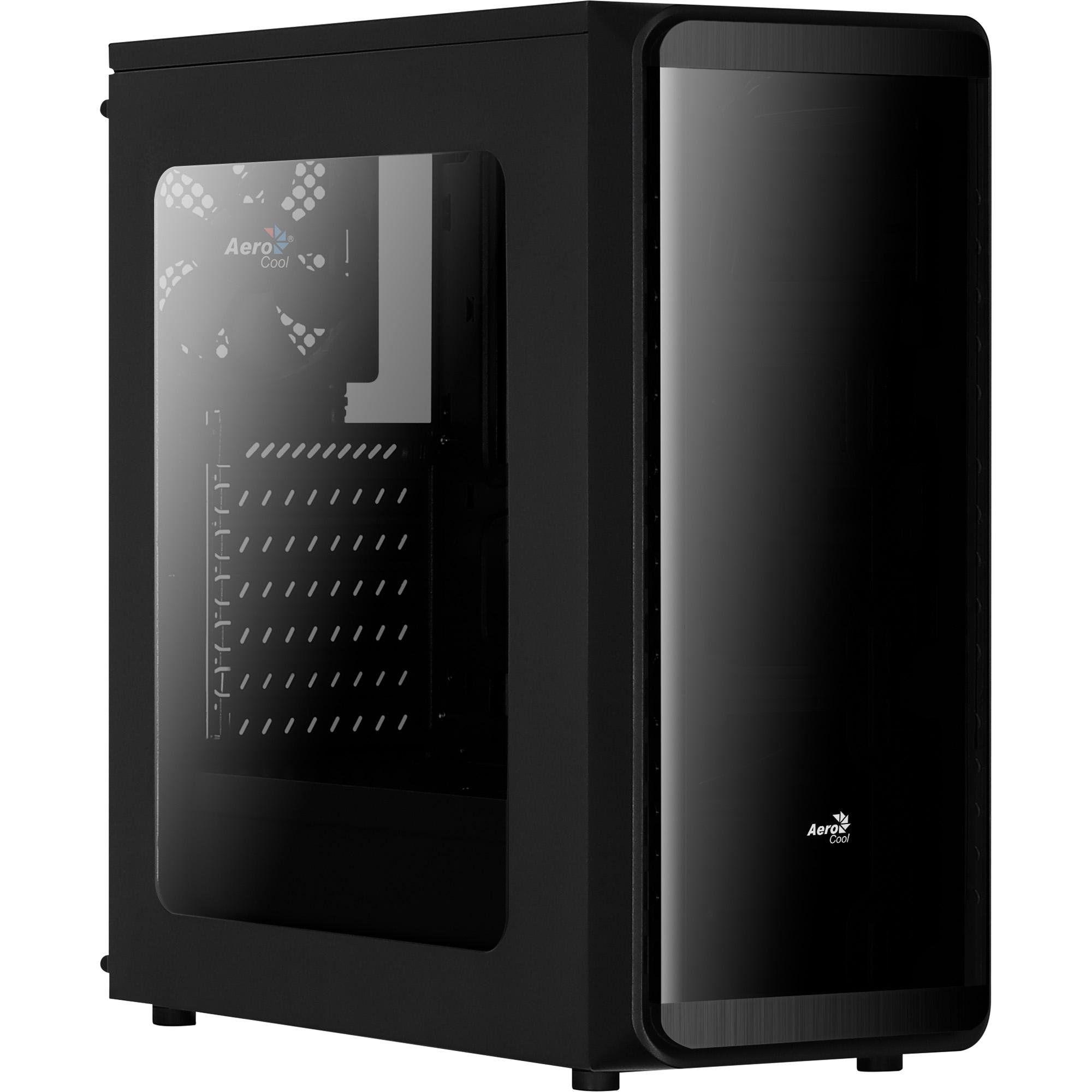 Gabinete Gamer Mid Tower SI-5200 Preto 67547 - Aerocool