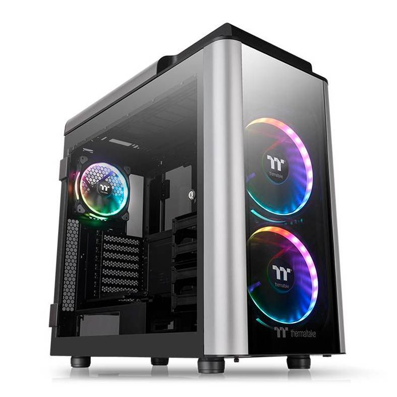 Gabinete Level 20 GT RGB LATERAL/FRONTAL/TOPO, CA-1K9-00F1WN-01 -Thetmaltake