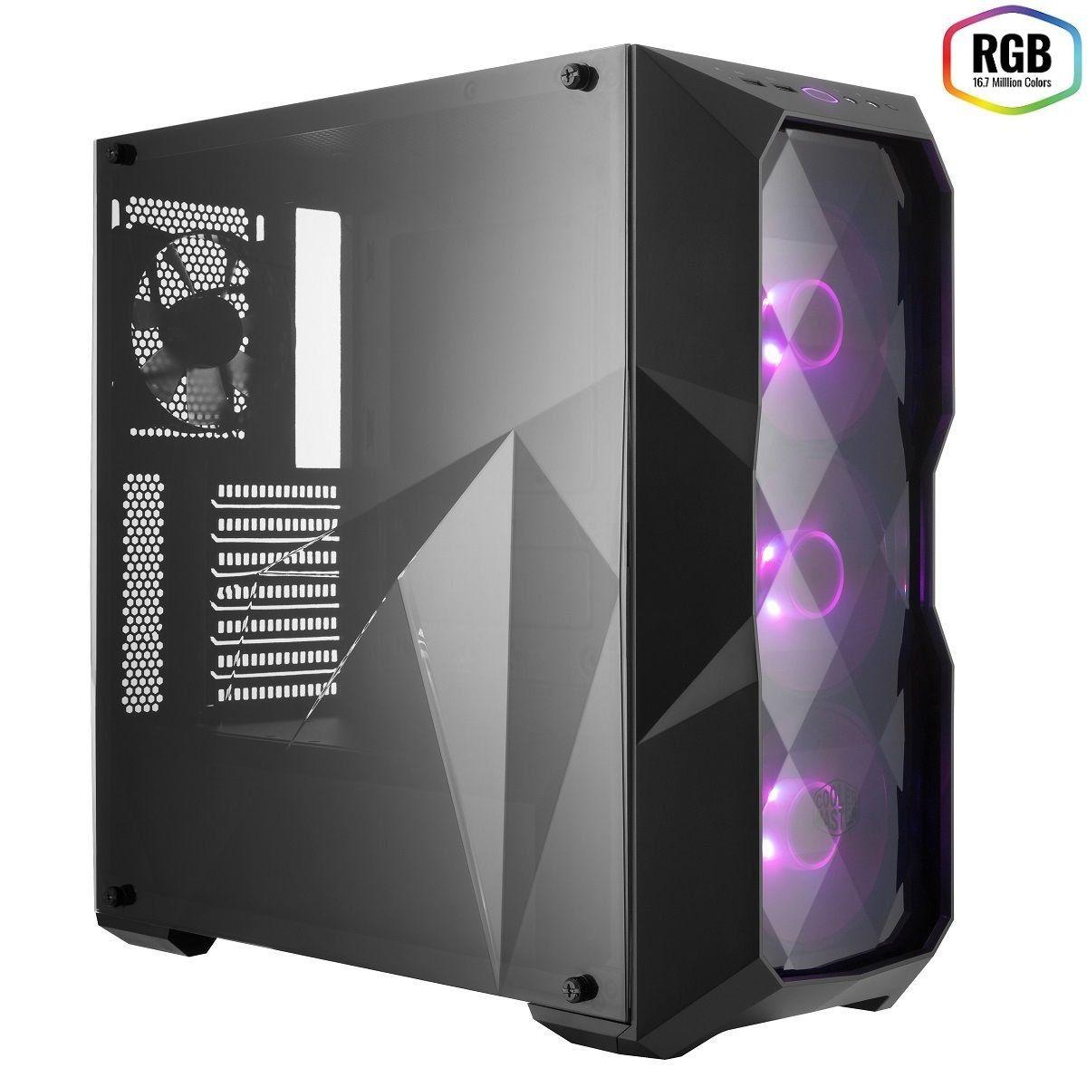 Gabinete Masterbox TD500 MCB-D500D-KANN-S00 - Coolermaster
