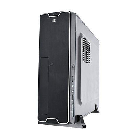 Gabinete Micro ATX Slim com Fonte SFX 200W DT-150BK Preto - C3Tech