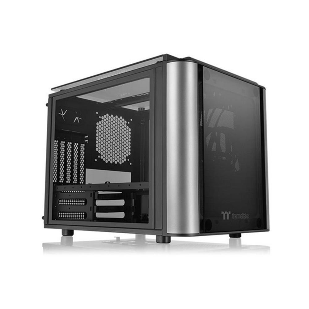 Gabinete TT level 20VT /BLACK/WIN/SPCC/TEMP.GLASS*4 CA-1L2-00S1WN-00* - Thermaltake