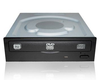 Gravadora de DVD 24x Preta FS-422 - Faster