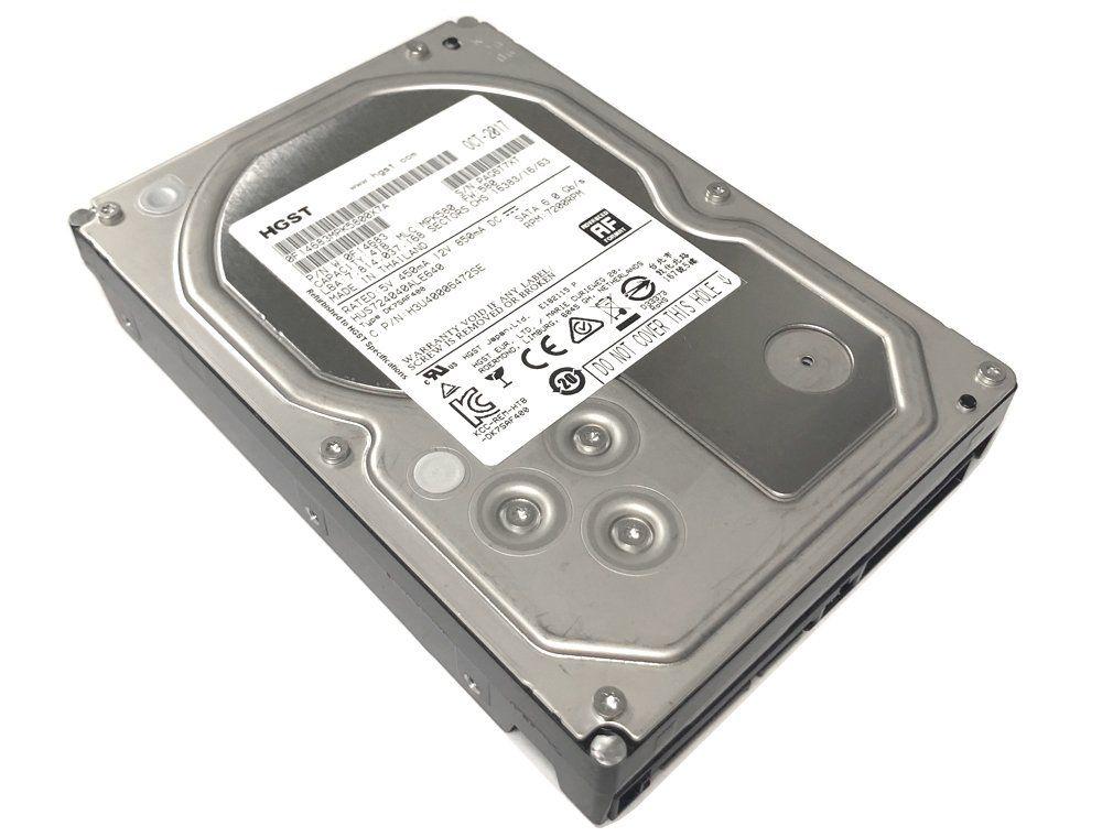 HD 4TB 64MB 3,5 Sata III HUS724040ALE640 - Hitachi