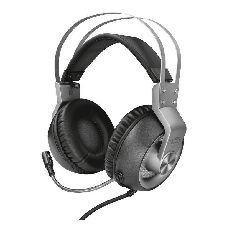 Headset Gamer GXT 430 Ironn PC/PS4/XONE/Switch T23209 - Trust