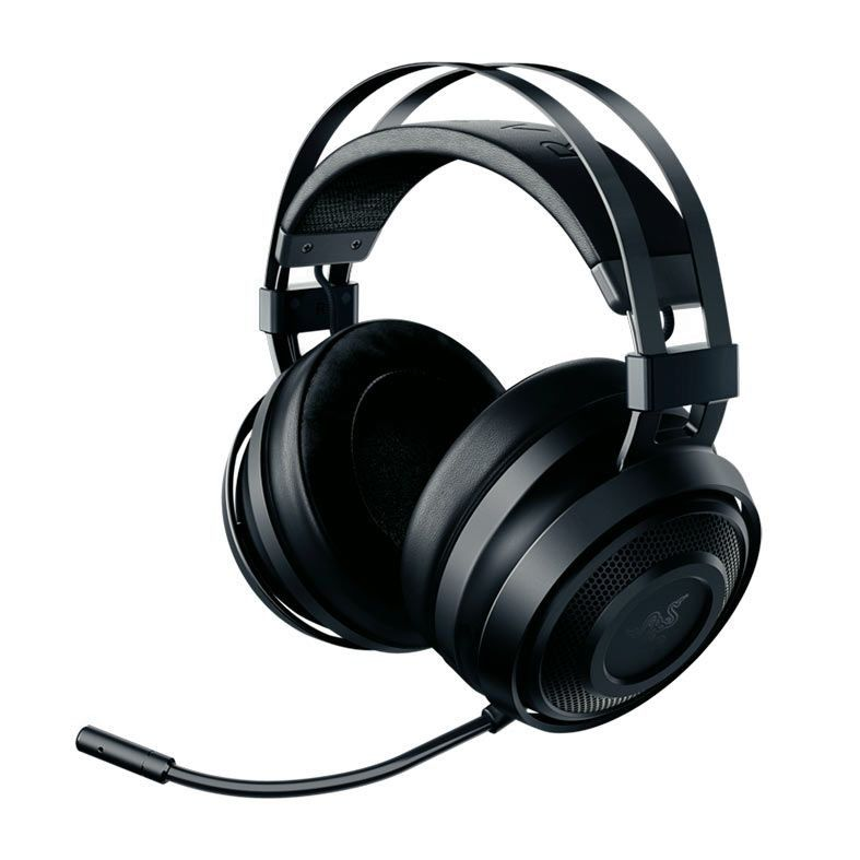 Headset Gamer Nari Wireless RGB RZ04-02680100-R3U1 - Razer