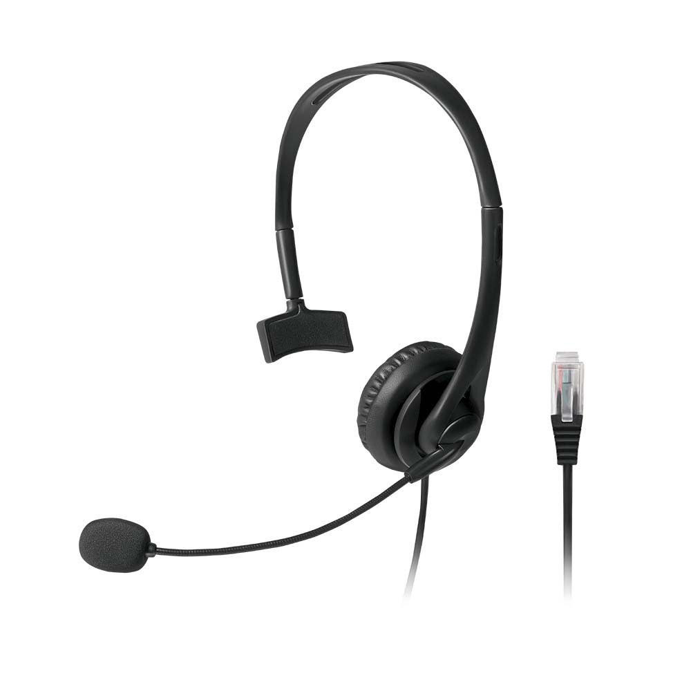 Headset para Telemarketing com Conector RJ09 PH251 - Multilaser