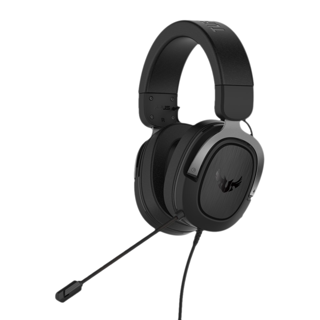 Headset TUF Gaming H3 Silver 7.1 Virtual (PC, PS4, Xbox One, Nintendo Switch) - Asus