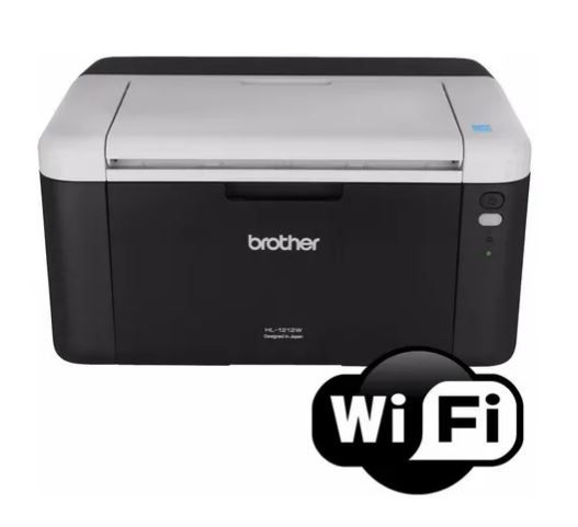 Impressora laser mono 110v hl-1212W Wi-FI - Brother